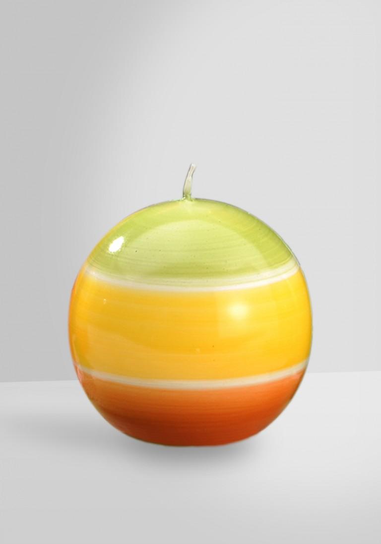 Designkerze Bella 040-00100-24 orange