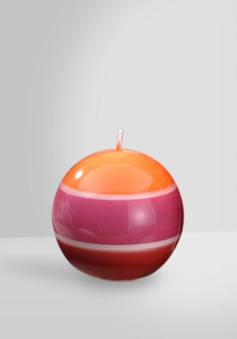 Designkerze Bella 040-00080-54 pink