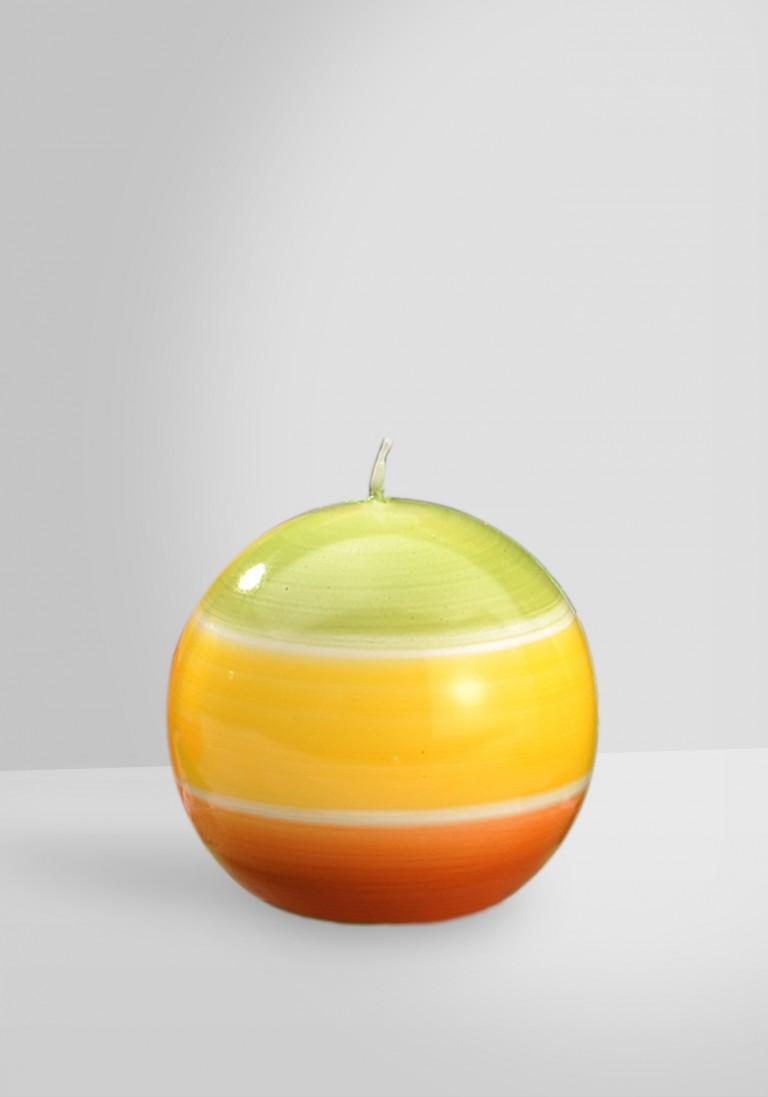Designkerze Bella 040-00080-24 orange