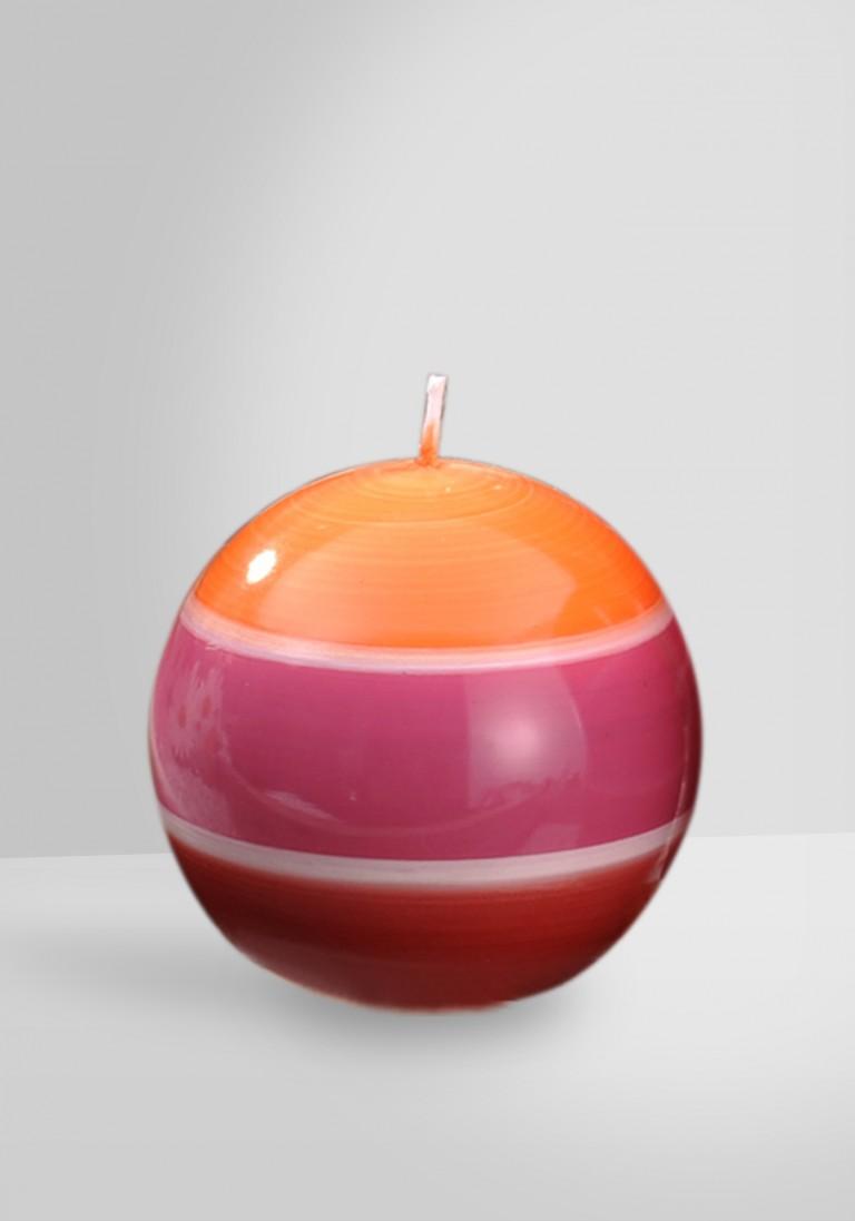 Designkerze Bella 040-00100-54 pink
