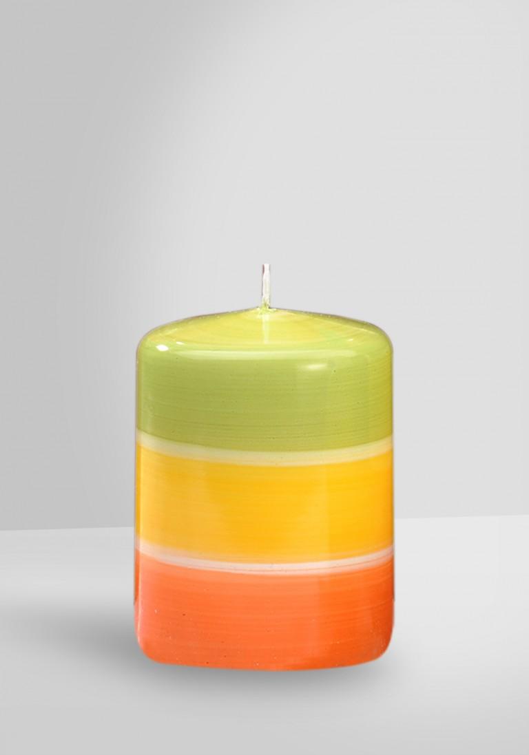 Designkerze Bella 040-10070-24 orange